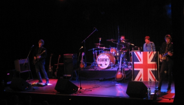 ReCartney – The Beatles & Paul McCartney Tribute Band
