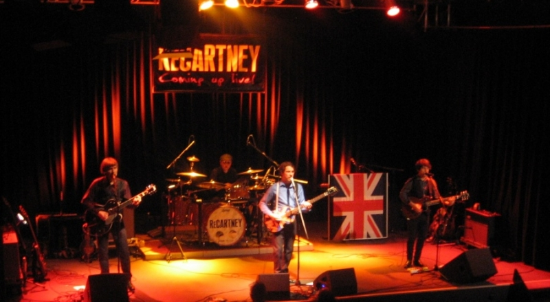 ReCartney – The Beatles & Paul McCartney Tribute Band (2015)